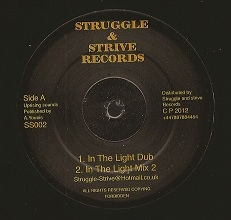struggle et strive records