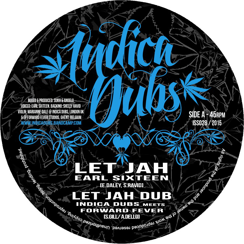 earl sixteen let jah indica dub