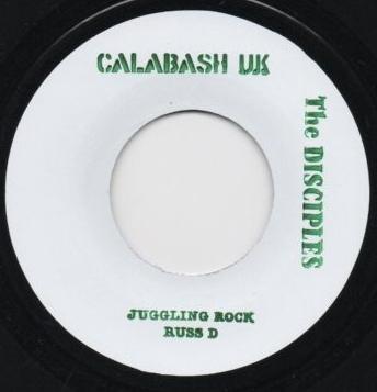 russ d jugling rock