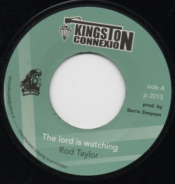 ROD TAYLOR THE LORD IS WATCHING