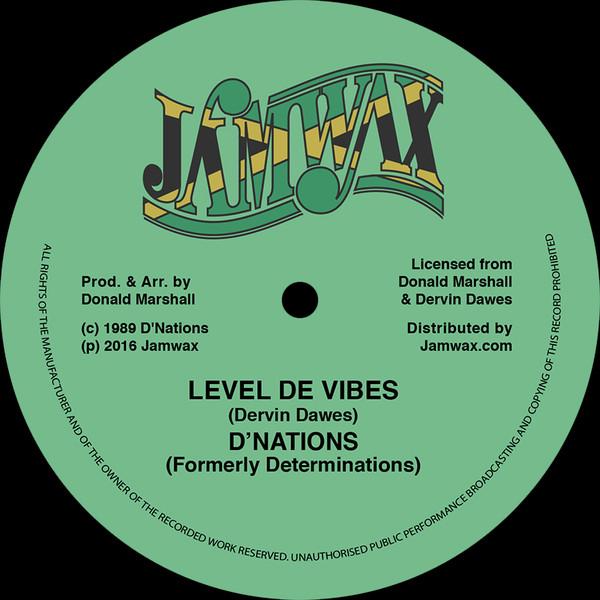 D'Nations - Level De Vibes