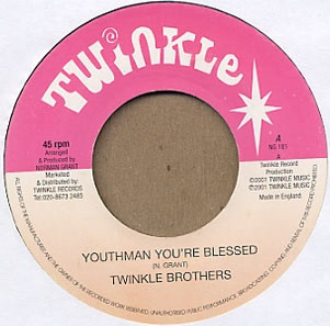 twinkle youthman are blessed