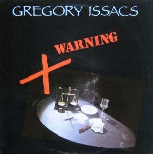 gregory isaac warning