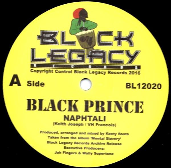 NAPHTALI BLACK PRINCE