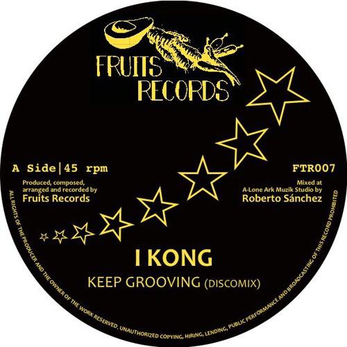 I KONG KEEP GROOVING
