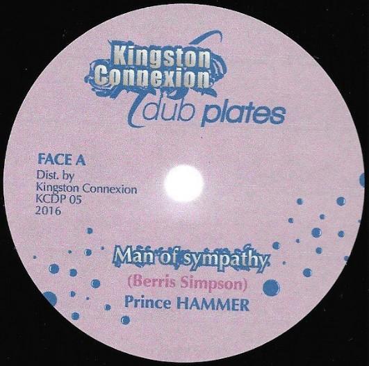 PRINCE HAMMER MAN OF SYMPATHY