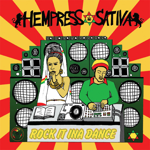 hempress sativa rock it ina dance