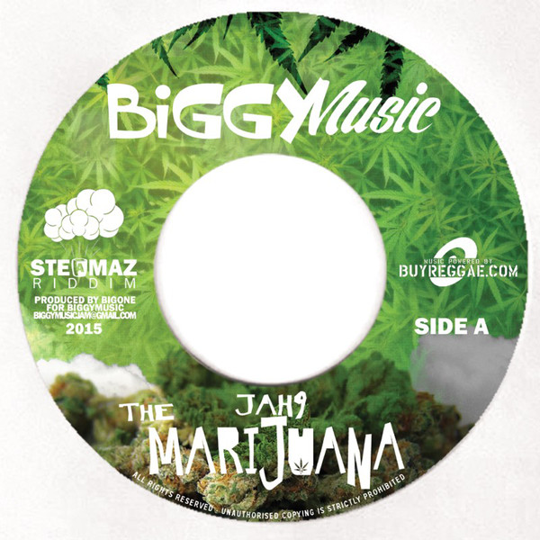 jah 9 the marijuana