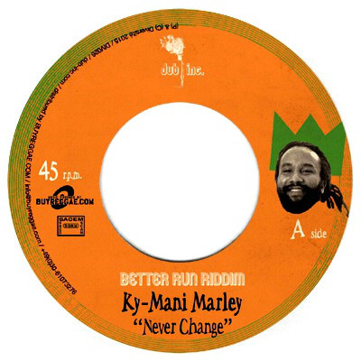 ky-mani marley never change