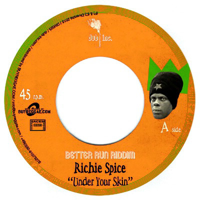 richie spice under your skin