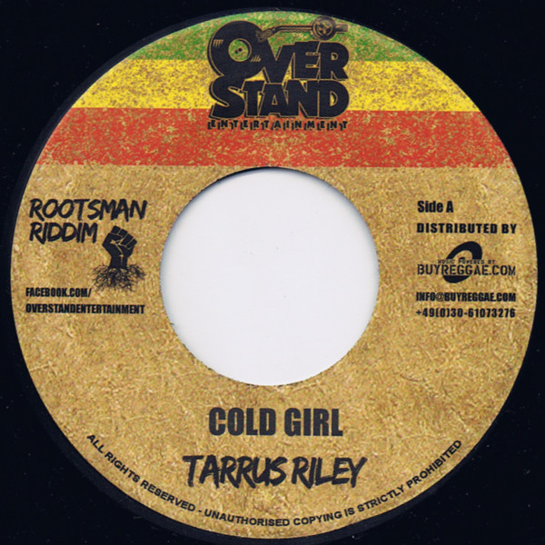 tarrus riley cold girl