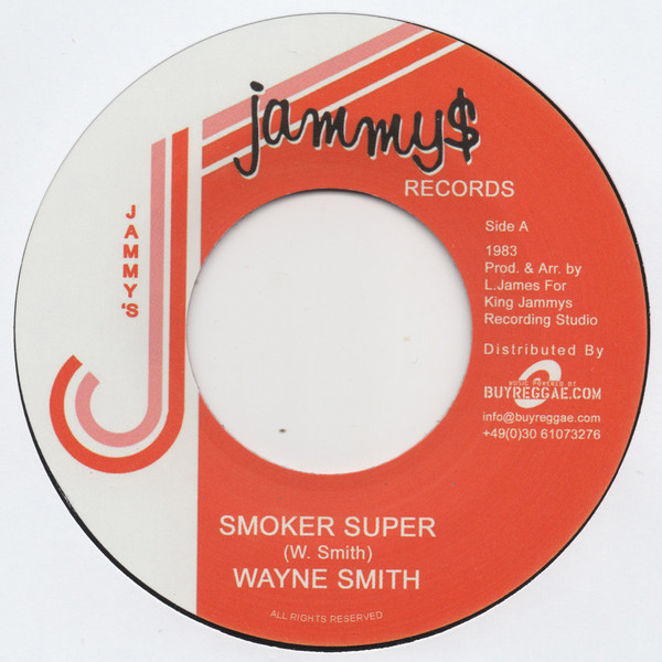 wayne smith smoker super