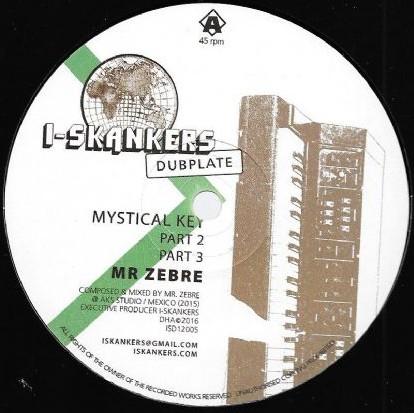 MR ZEBRE MYSTICAL KEY