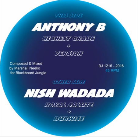 anthony b highest grade