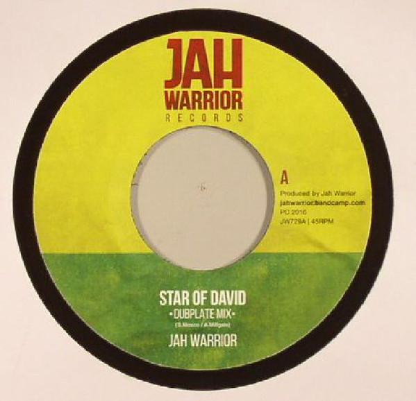 jah warior star of david
