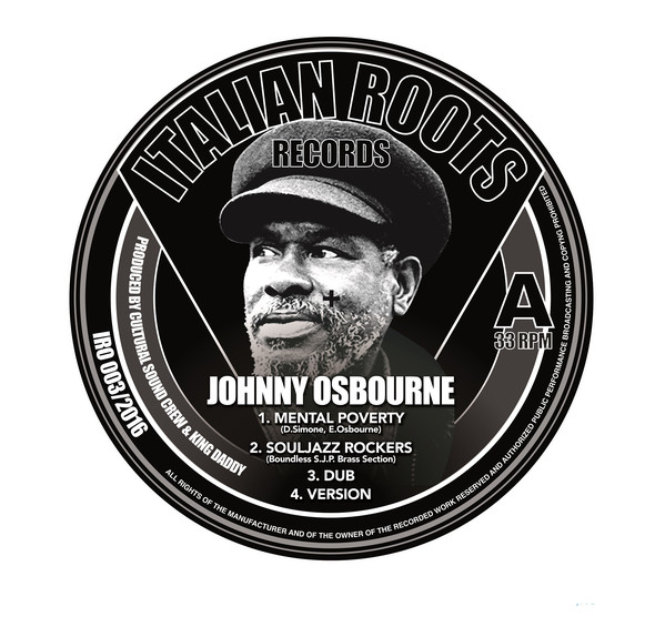 JOHNNY OSBOURNE MENTAL POVERTY