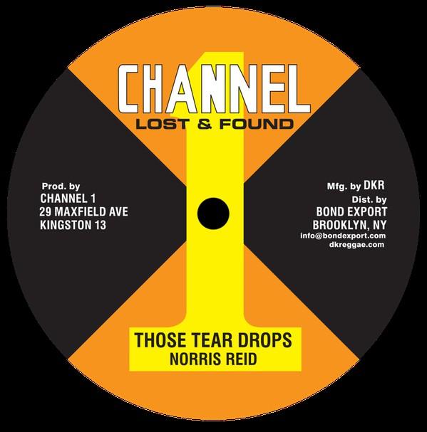 NORRIS REID THOS TEAR DROPS