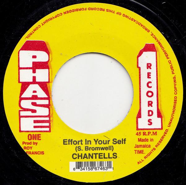 chantells effort in your self