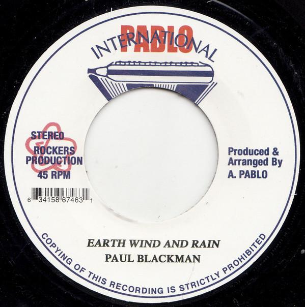 paul blackman earth wind fire