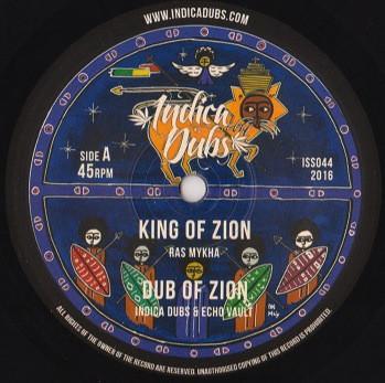 ras mykha king of zion