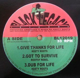 keety roots give thanks for life