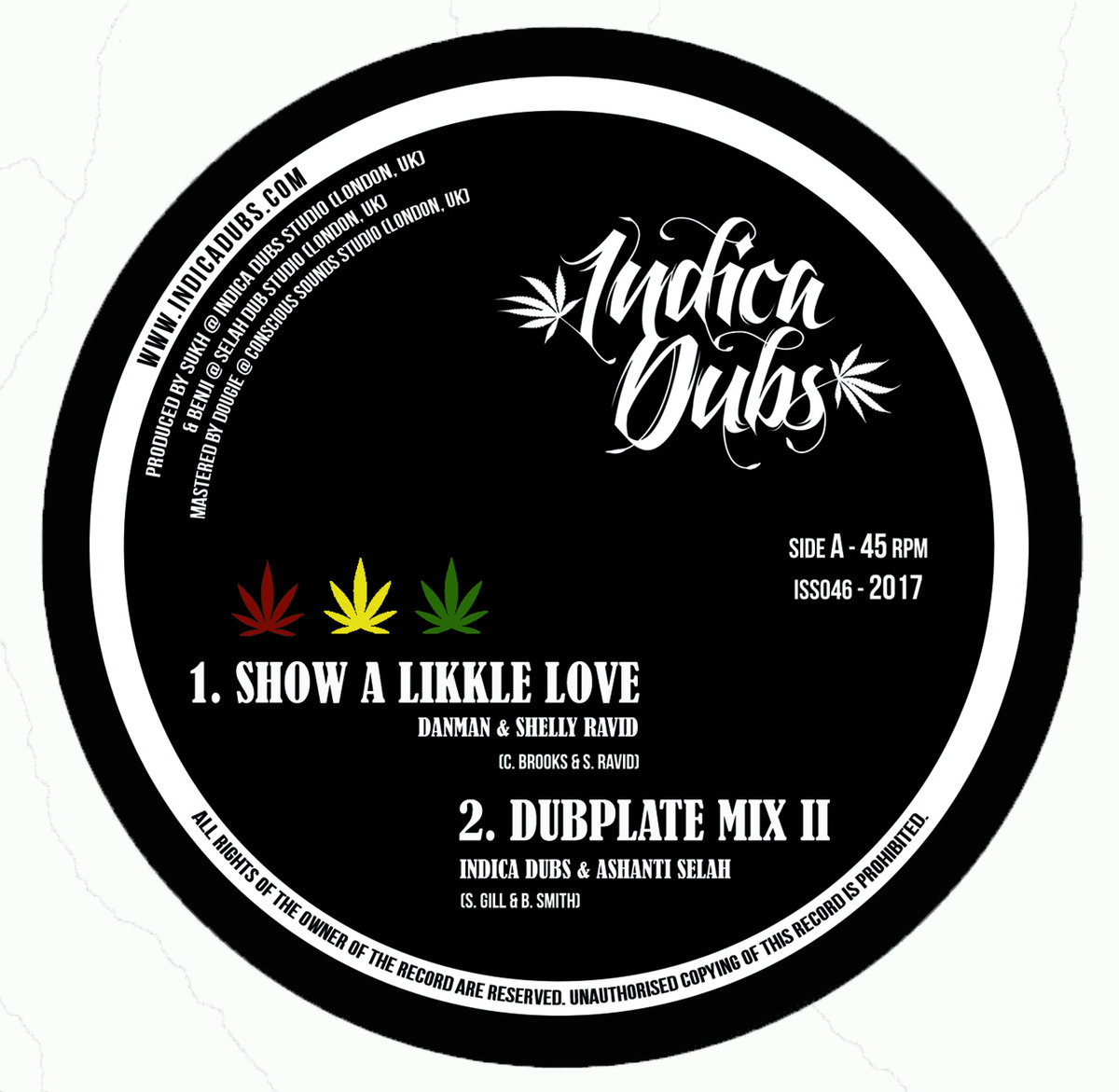 danman show a likkle love
