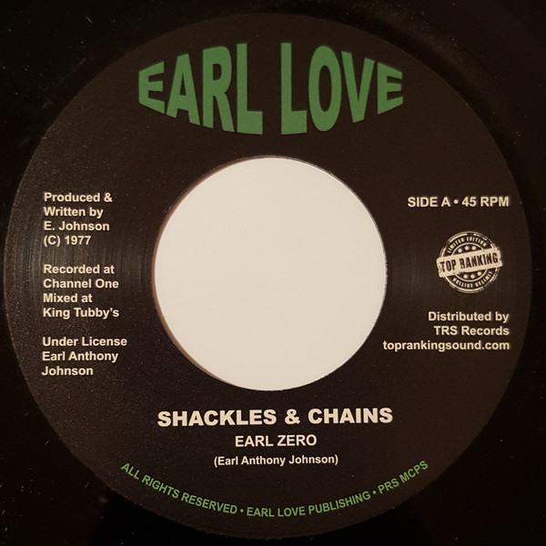 earl zero shackles and chains