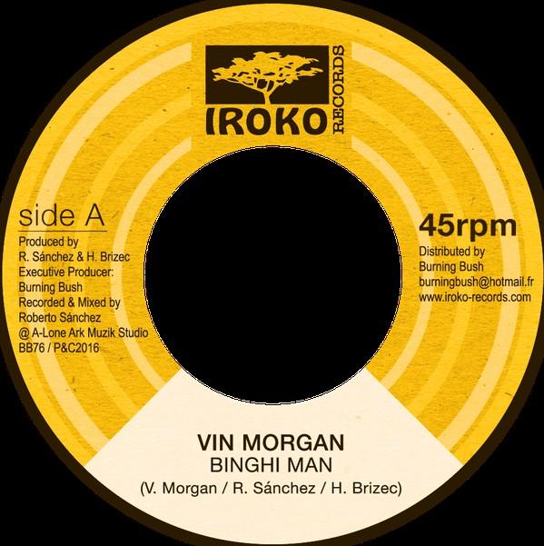vin morgan binghy man