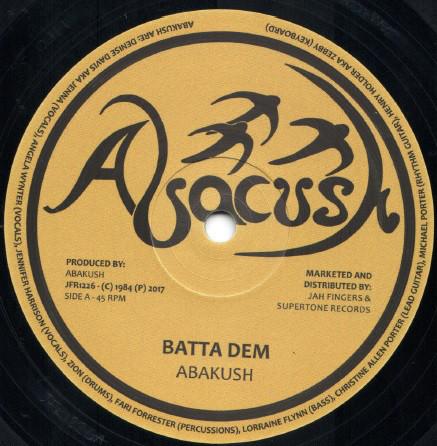 abacush batta