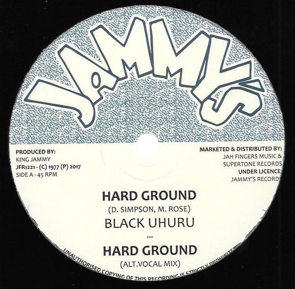 black hard