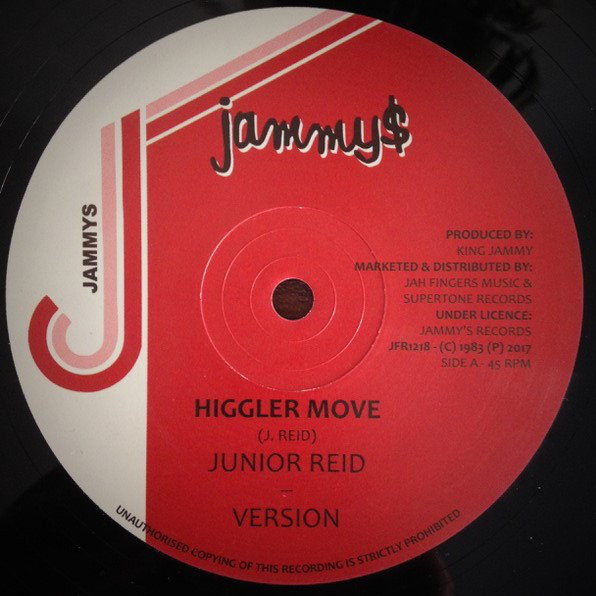 junior higgler