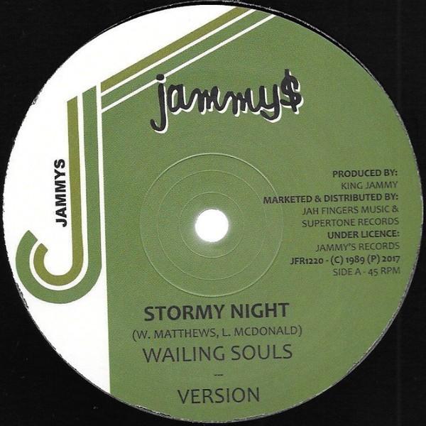 wailing stormy