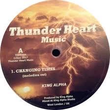 king alpha changing
